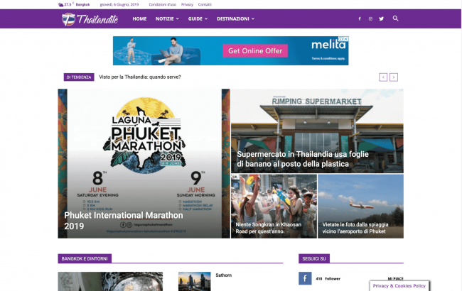 thailandite homepage