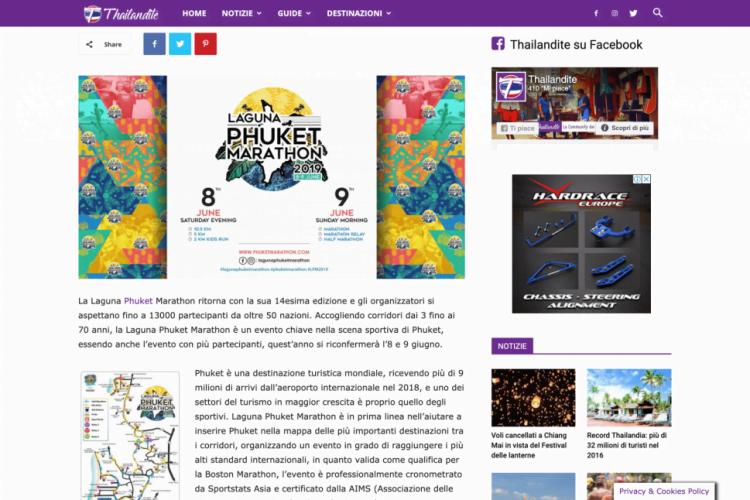 thailandite post example